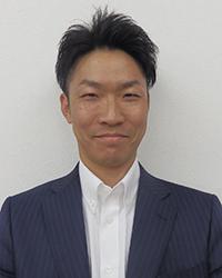 代表取締役社長 新沢亮二